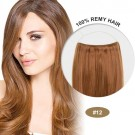 COCO Remy Hair Golden Brown(#12)