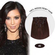 Kardashian Style Clip In Hair Extensions