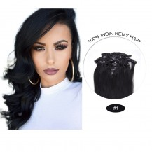 Amrezy Style Clip In Hair Extensions