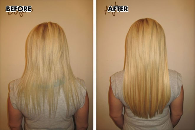 Micro Bead Hair Extensions Micro Loop Hair Extensions